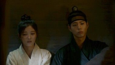 Moonlight Drawn by Clouds Épisode 6