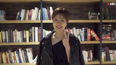 Moon Chae Won's Shoutout to Viki Fans!: Goodbye Mr. Black