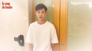 Zhao Zhi Wei's Shoutout to Viki Fans: Le Coup de Foudre