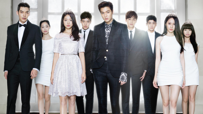 40 Questions Korean Drama - The Heirs