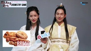 Im Siwan and Yoona Play a Chemistry Game: The King Loves