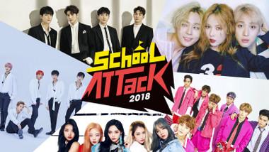 Ataque Escolar 2018