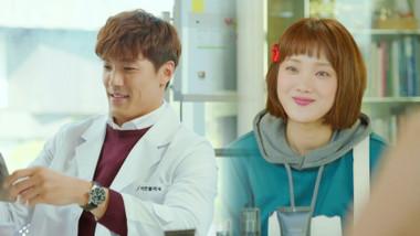 Hada de Levantamiento de Pesas, Kim Bok Joo Episodio 5