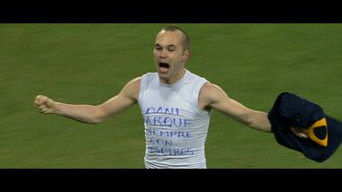 Official Trailer: Andrés Iniesta - The Unexpected Hero