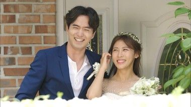 Won and Ha Na's Wedding: The Time I've Loved You