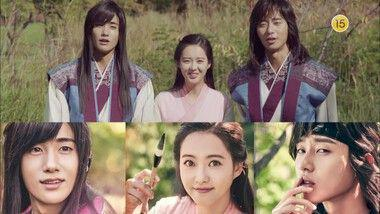 Trailer 2: Hwarang: The Poet Warrior Youth