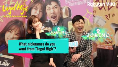 If Legal High were a K-Pop Song: Legal High