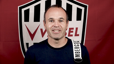 Introduction: Iniesta TV