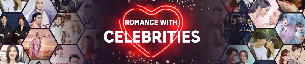 ROMANCE WITH CELEBRITIES