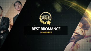 12th Annual Soompi Awards Episode 6: Best Bromance