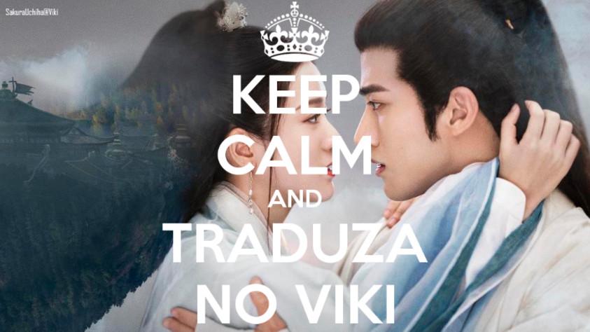 👑 Keep calm and traduza no Viki!! 👑