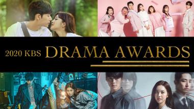 Premios a las Series Dramáticas 2020 de KBS