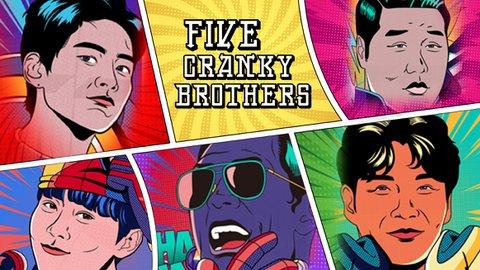 Five Cranky Brothers