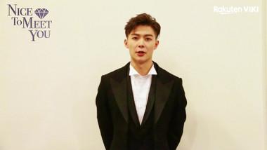 Zhang Ming En's Shoutout to Viki Fans: Nice To Meet You