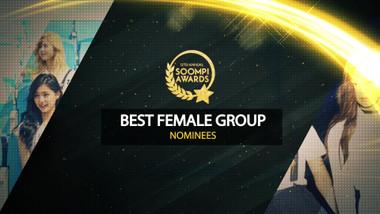 12th Annual Soompi Awards Episode 5: Best Female Group