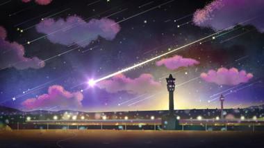 Teaser 3: Donde las estrellas aterrizan