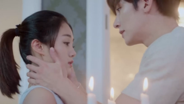 Ji Chang Wook's Gentle Forehead Kiss: Whirlwind Girl 2