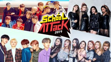Ataque Escolar 2019