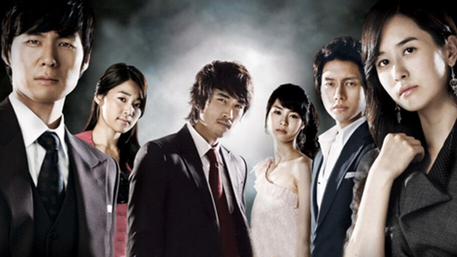 Song Seung-hoon dalam drama East of Eden (2008)