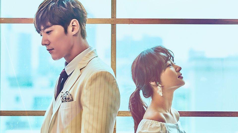 Song Ha Yoon dan Choi Jin Hyuk dalam drama Devillish Joy