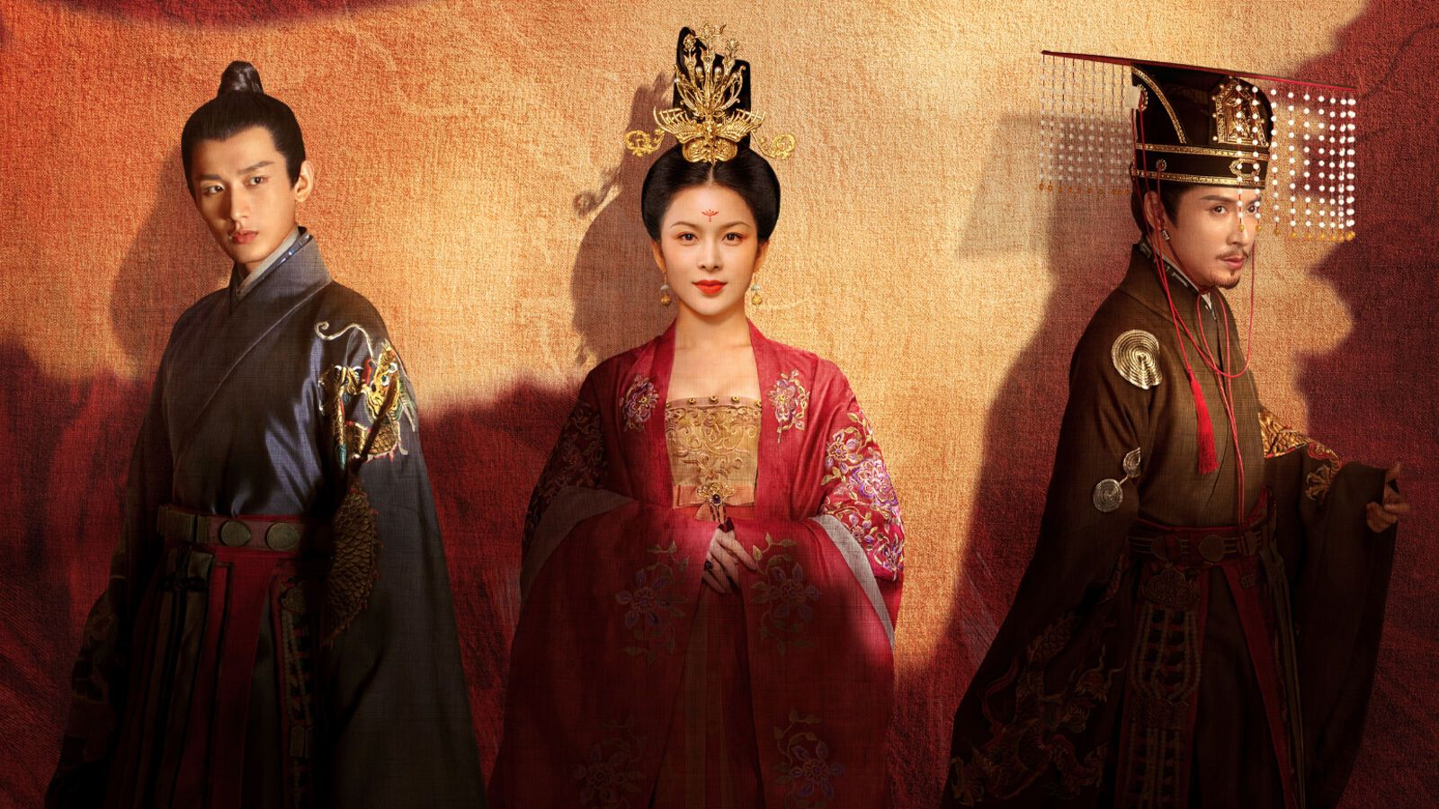 The Promise of Chang'an: 1×13