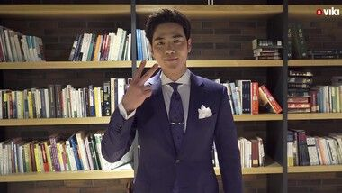 Kim Kang Woo's Shoutout to Viki Fans!: Goodbye Mr. Black