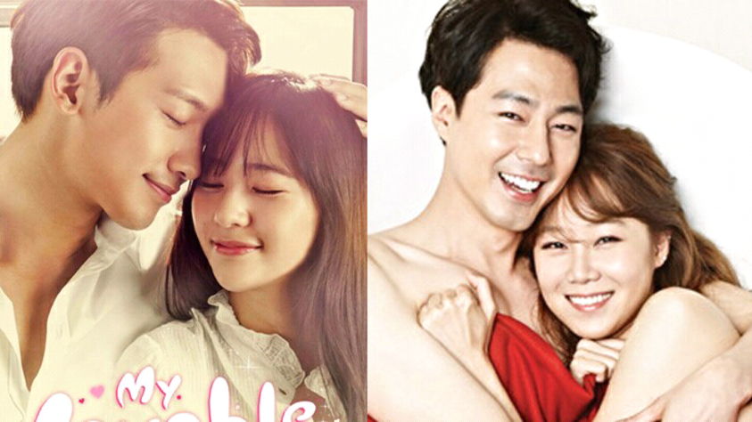 Kdrama woman guy young older 10 Best