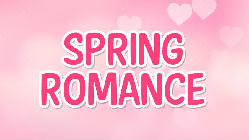 Spring Romance