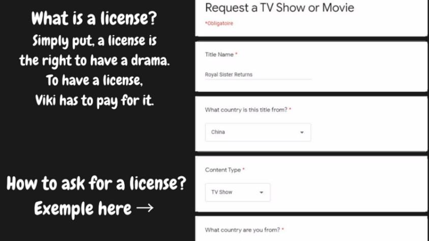 Fan channels (need help for the license, please!)