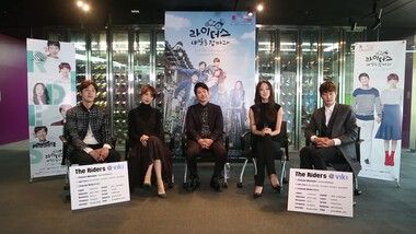 Casts' Shoutout to Viki Fans! Part3: Riders: Catch Tomorrow