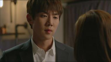 Lee Jung Joo and Baek Gun Woo kiss and make up: Warm and Cozy