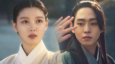 Korean dramas Lovers of the Red Sky