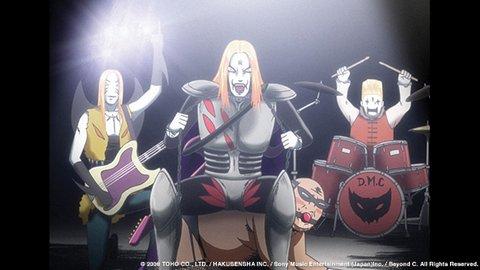 Detroit Metal CIty Animated Version