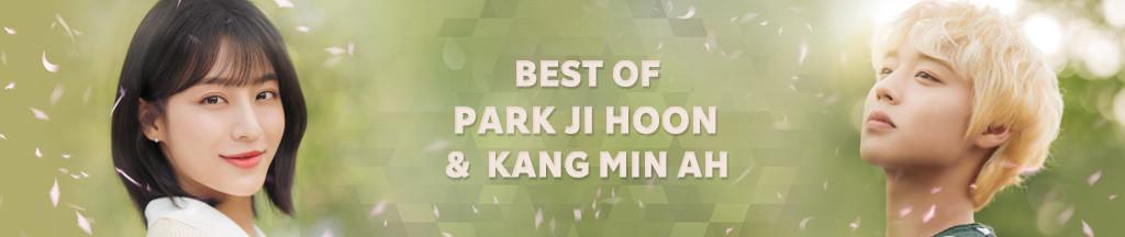 Best of Park Ji Hoon and Kang Min Ah